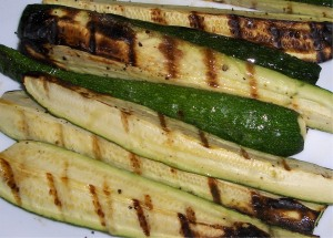 How To Cook Zucchini On A Gas Grill